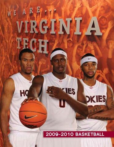 2e853fa02bf 2009-10 Virginia Tech Men s Basketball Media Guide by Virginia Tech ...