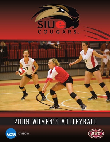2009 Southern Illinois University Edwardsville Volleyball Guide by