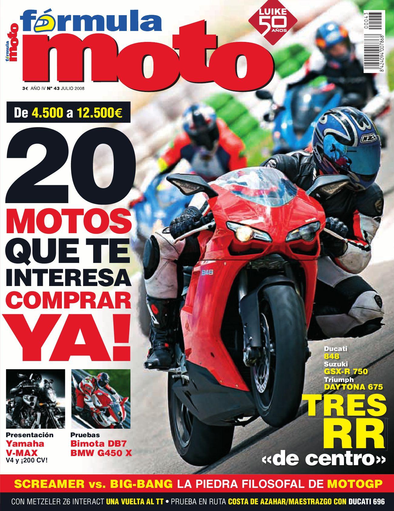 024f7689631 Fórmula Moto 43 by Jorge rguez - issuu