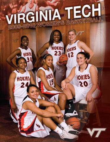 2009-10 Virginia Tech Women s Basketball Media Guide by Virginia ... e5e3b83f9c9
