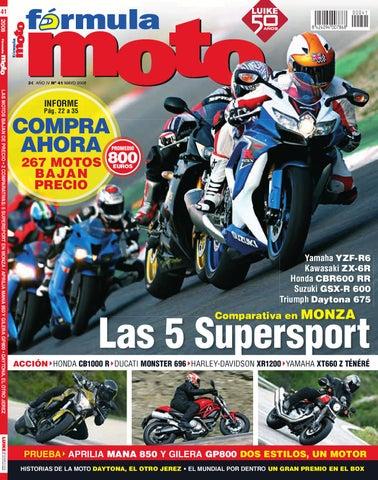 4ebb5e1bf22 Fórmula Moto 41 by Jorge rguez - issuu