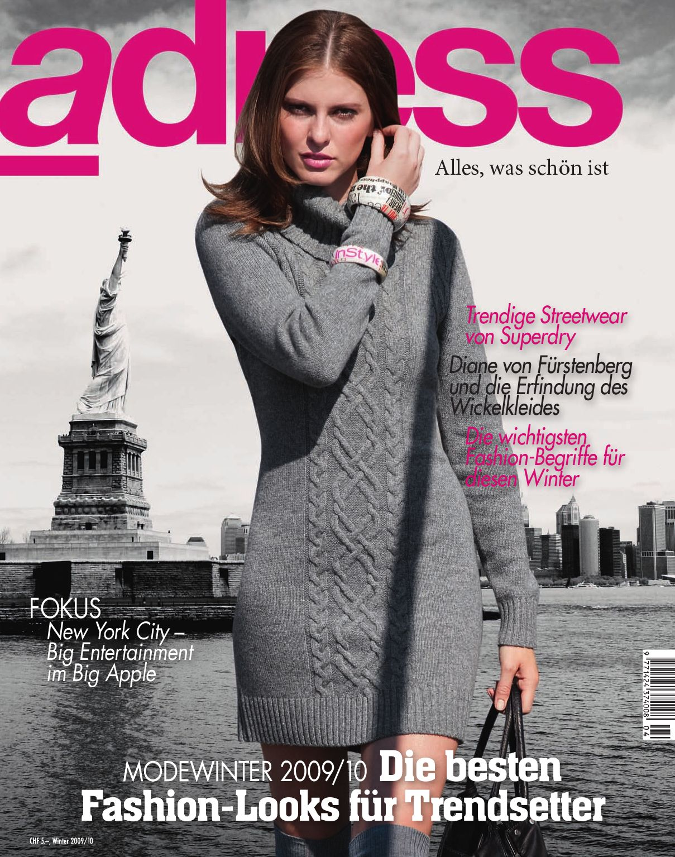 adress magazin 04 2009 Damen by update AG issuu