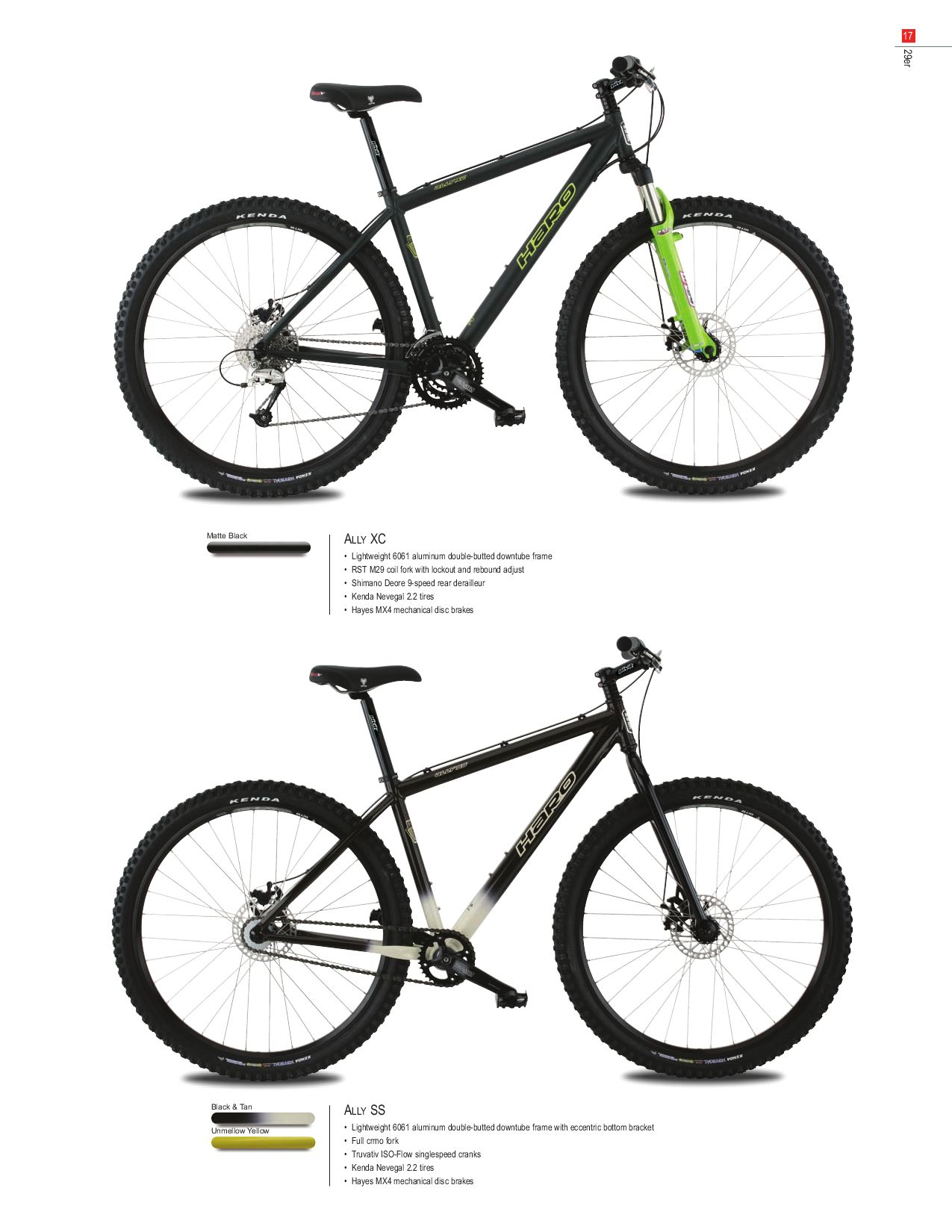 Haro MTB 2009 Catalog by haro bikes - issuu