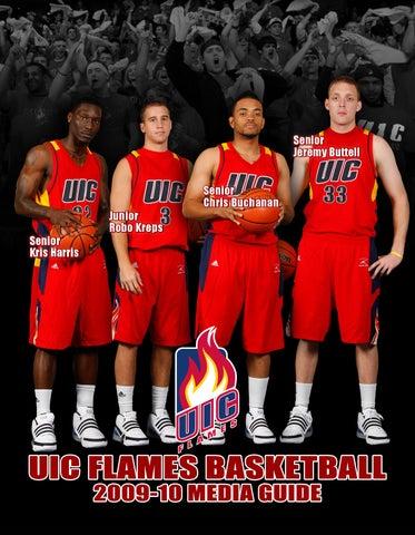 2009-10 UIC Men's Basketball Media Guide by University of
