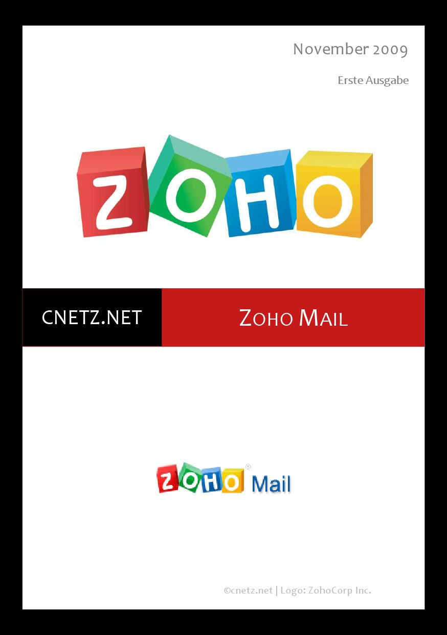 Zoho Mail by Cybernetz Team - issuu
