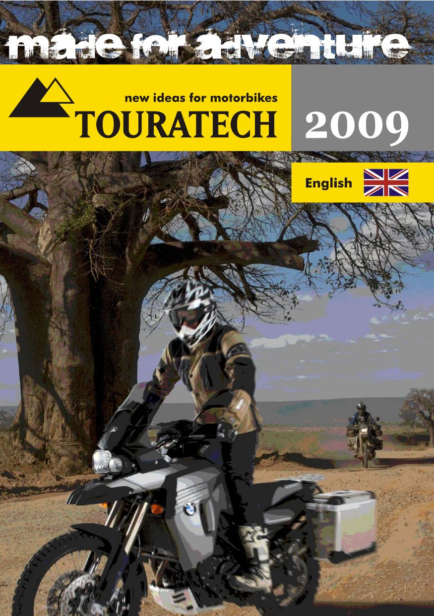 Touratech Offroad 2009 By Cyprus Moto Issuu