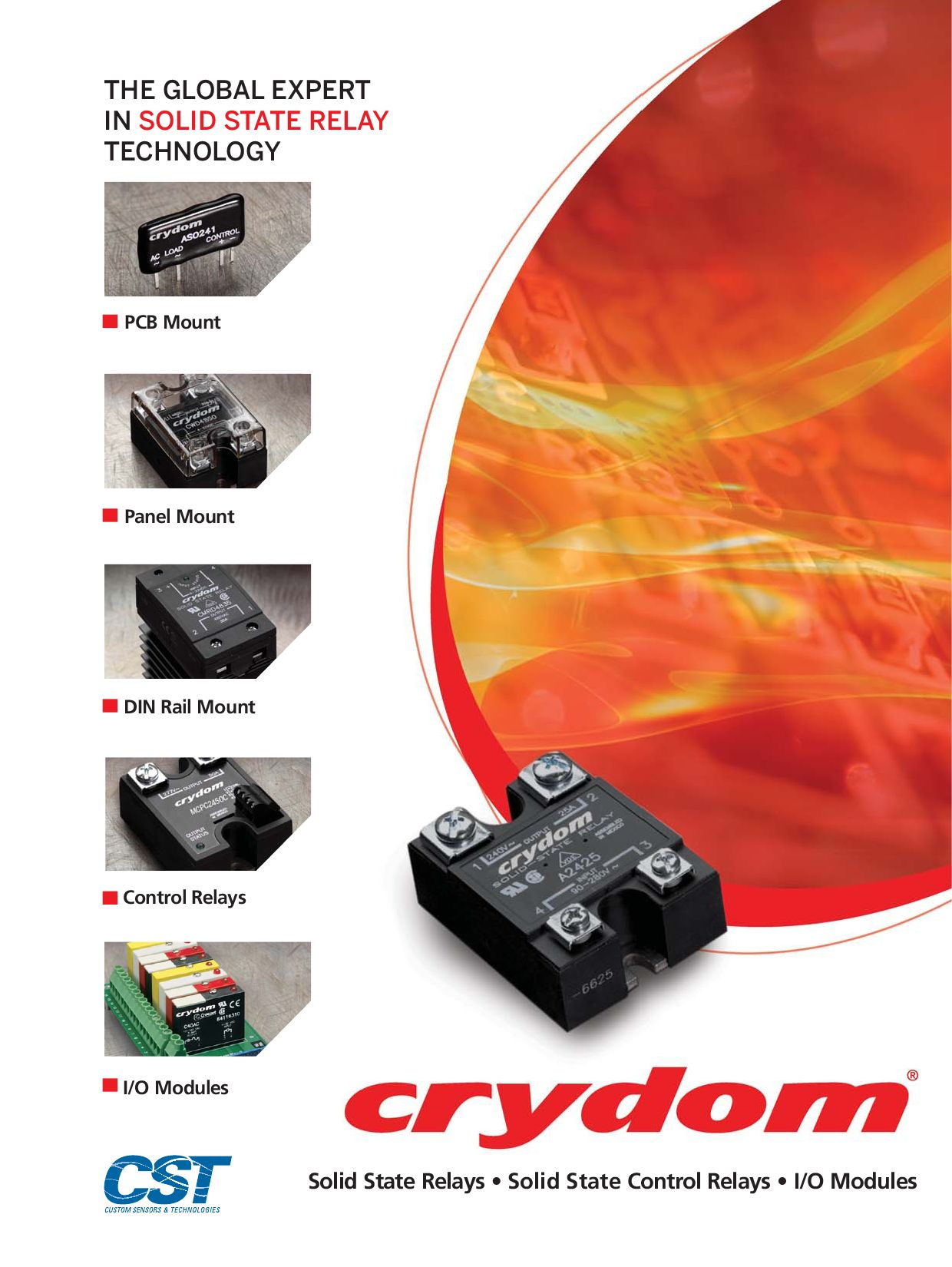 Crydom Solid State Relays By Synscon Issuu Relay Control