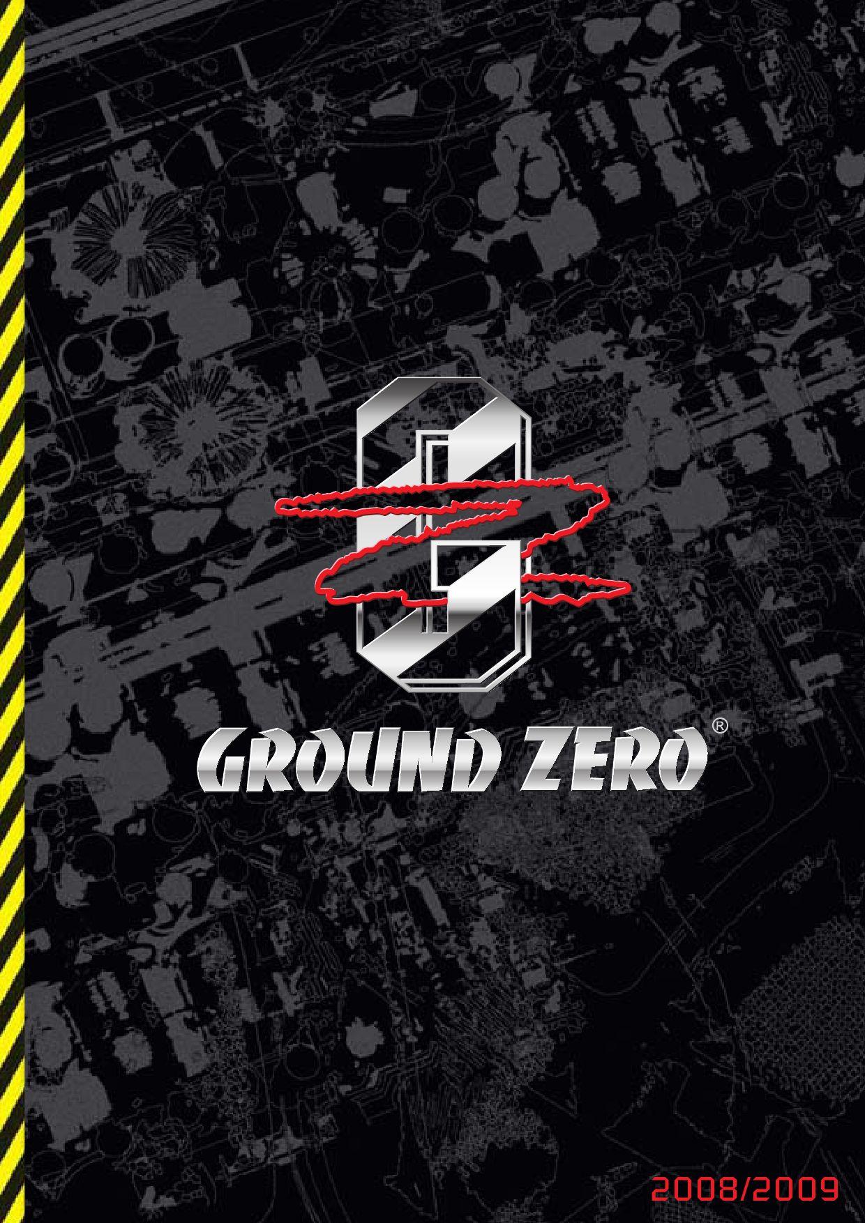 ground zero uk brochure 2009 by talk audio online issuu. Black Bedroom Furniture Sets. Home Design Ideas