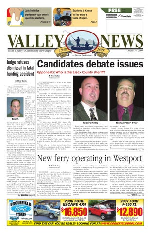 Valley News 10-31-09 by Sun Community News and Printing - issuu