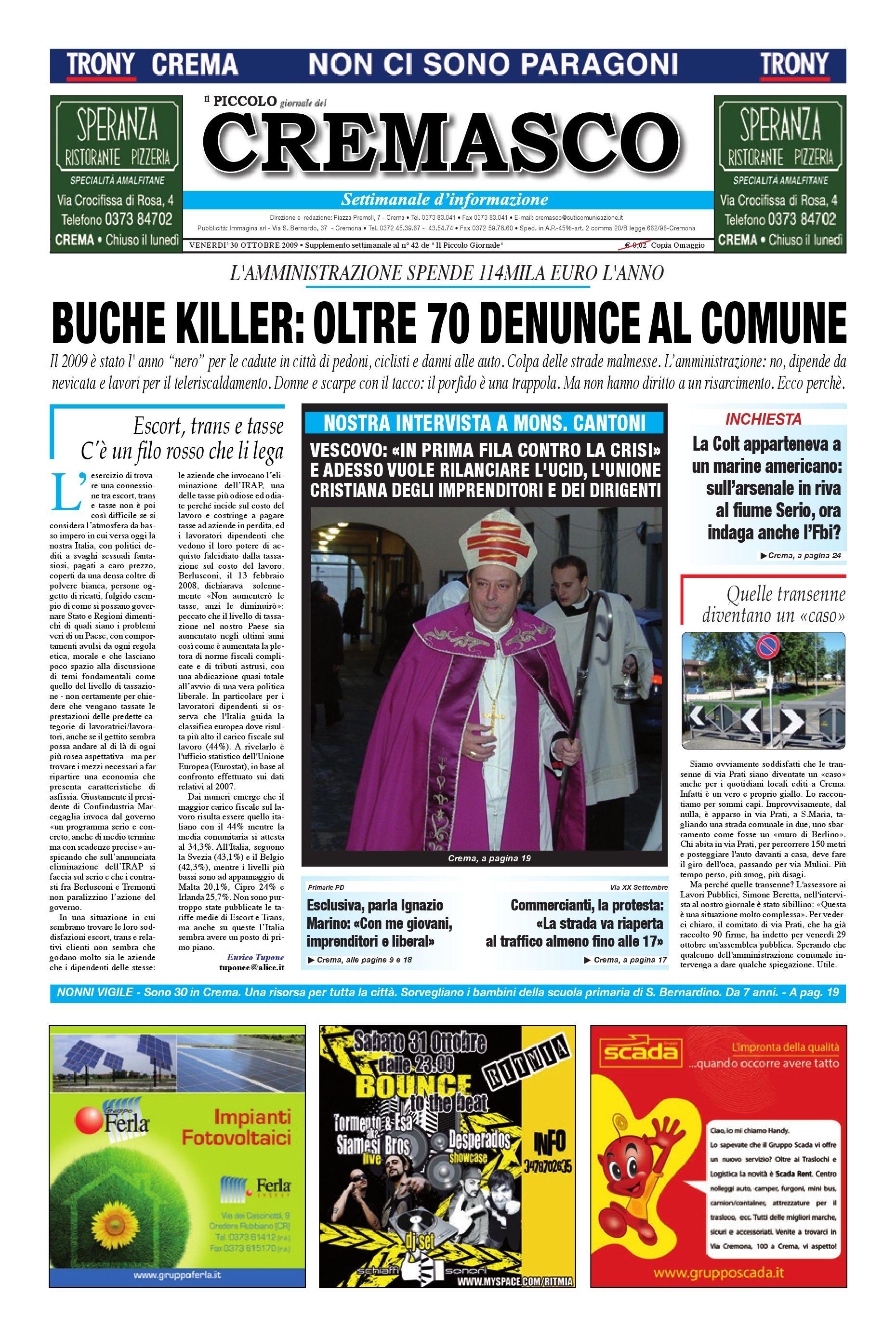 54f5b1b046c01 Il Piccolo del Cremasco by promedia promedia - issuu