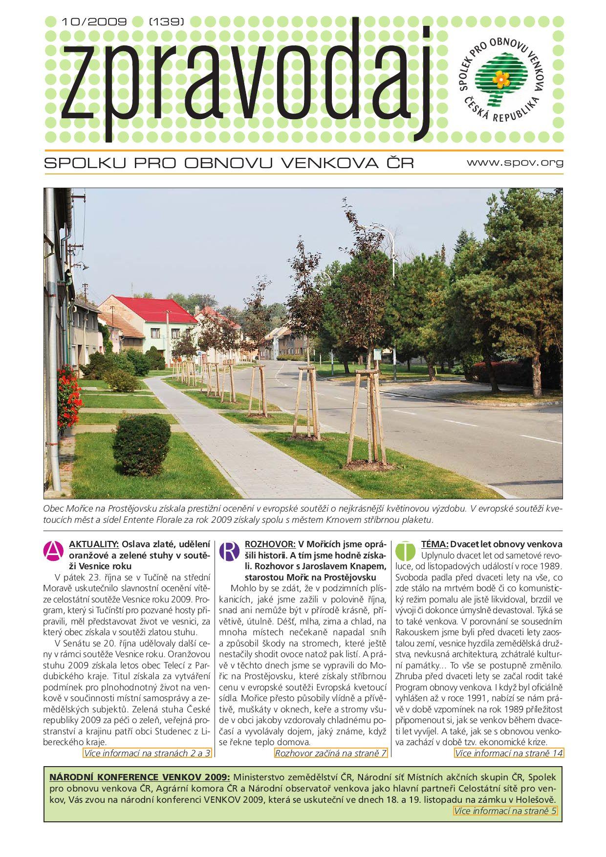 cd5c63b589e Z-SPOV 10 2009 by Tomas Sulak - issuu