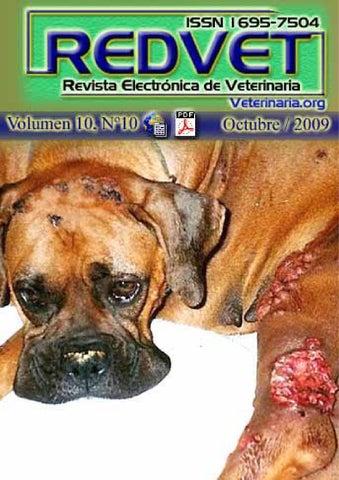 Redvet Vol 10 N 10 Octubre2009 By Veterinaria Organizacion