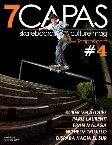 7capas Skateboarding   Culture Magazine Edición  12 by 7capas ... e9ce57bb6eb1