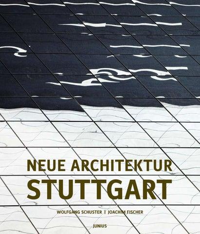 Neue Architektur STUTTGART By Joachim Fischer