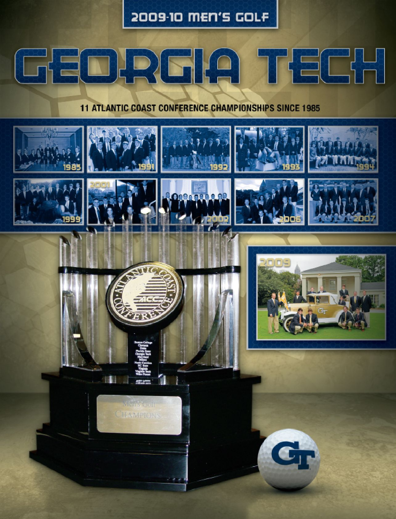 c60e9a058 2009-10 Georgia Tech Golf Media Guide by GTAthletics - issuu