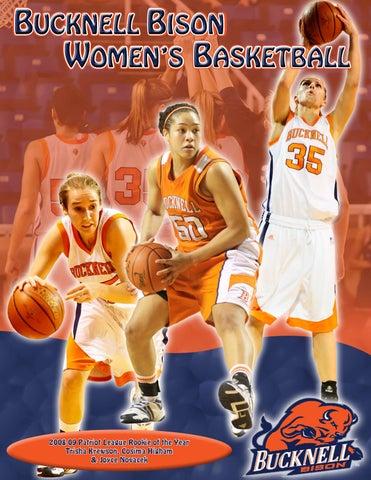 e44ecc8b85a 2009-10 Bucknell Women s Basketball Media Guide by Bucknell ...
