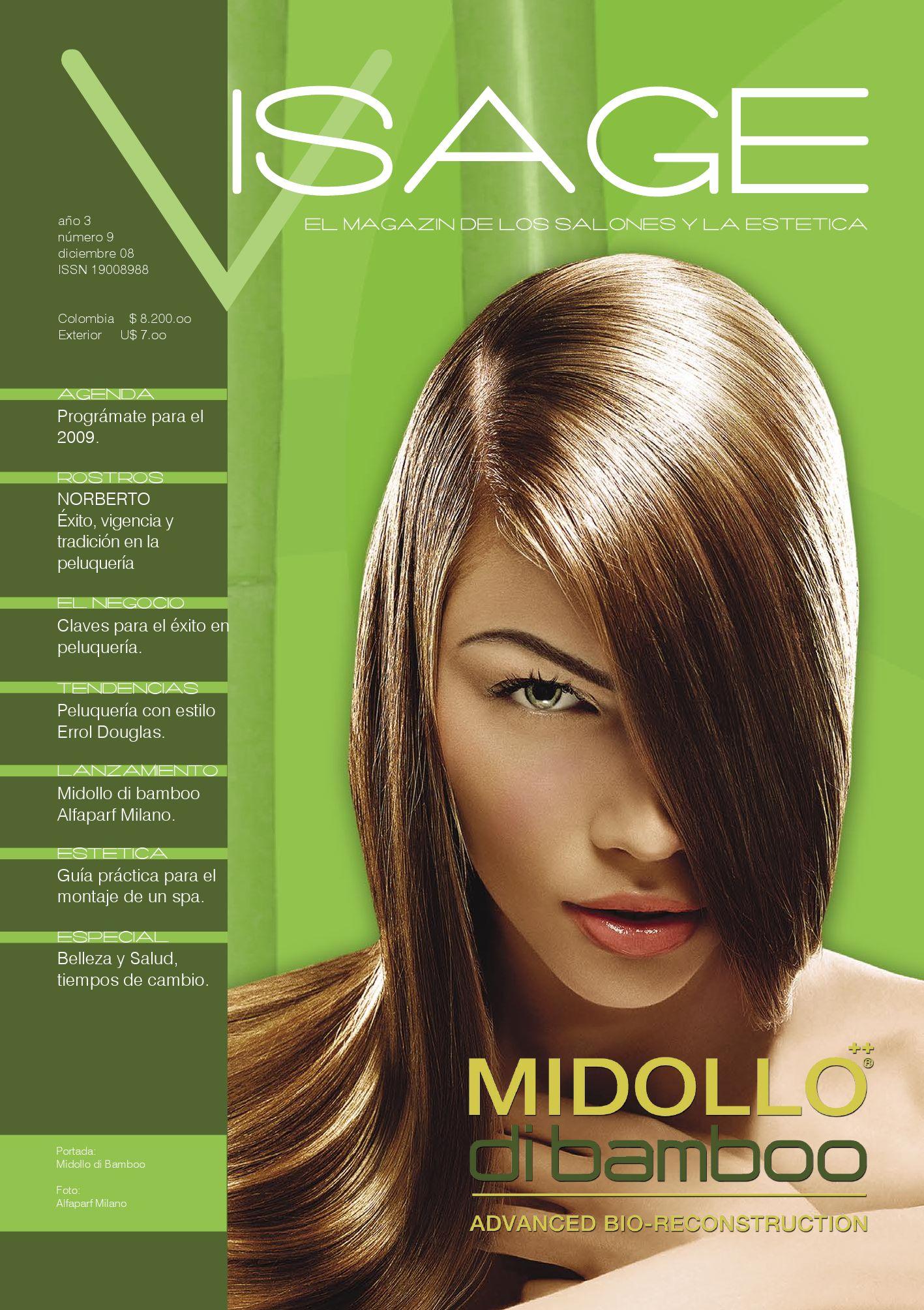 Revista Visage #9 by Publicaciones Visage Ltda. - issuu