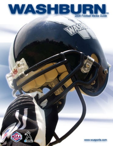 a4d599dc4c7 2009 Washburn Ichabod football media guide by Washburn Athletics - issuu