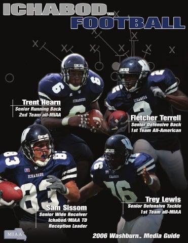 2006 Washburn Ichabod Football Media Guide by Washburn