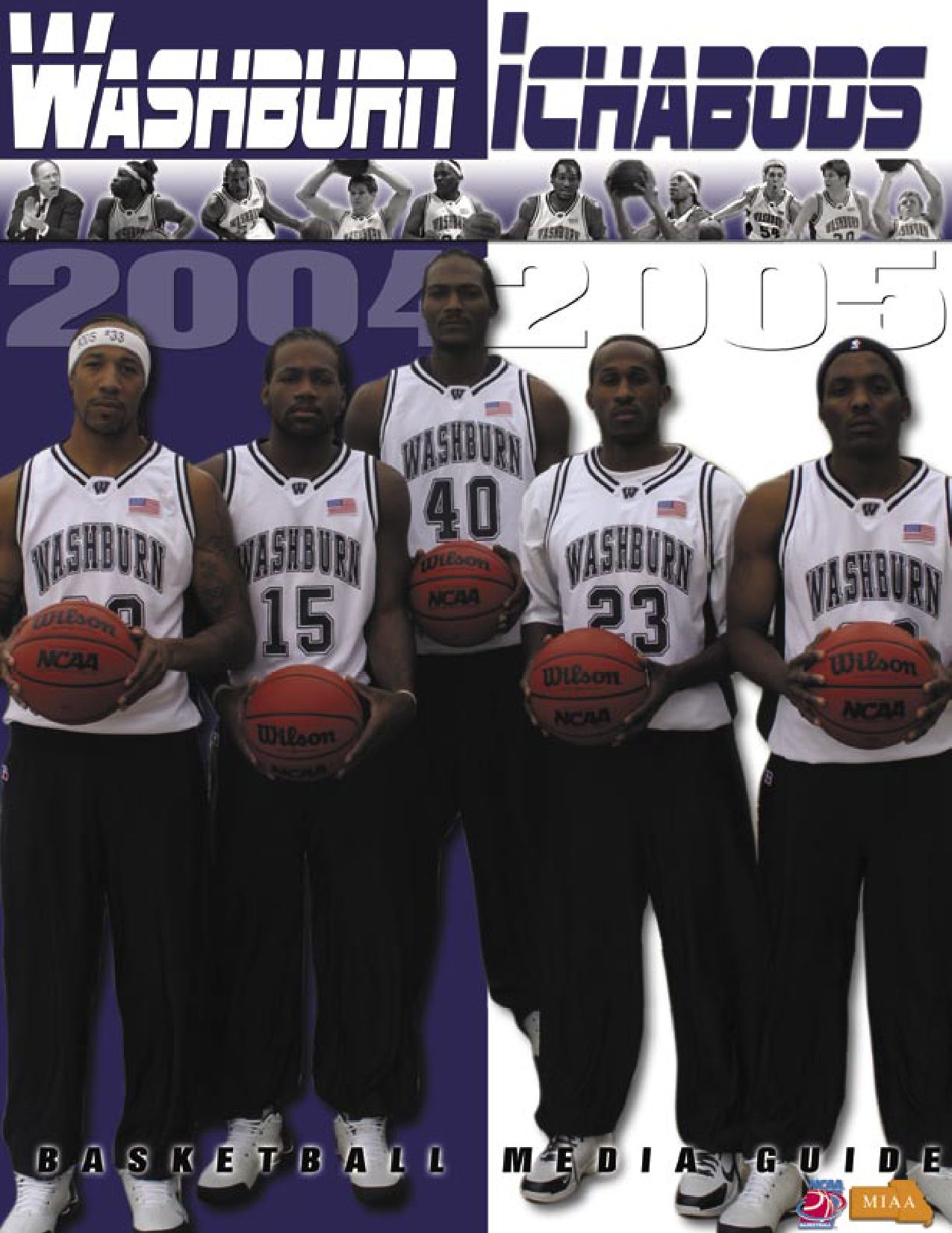 ced0712cdbfd30 http   www.wusports.com custompages mbball Media%20Guide 2004-05 04-completeguide  by Washburn Athletics - issuu