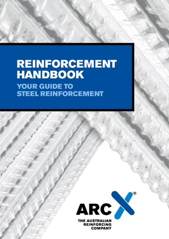 ARC Reinforcement Handbook by ARC - The Australian