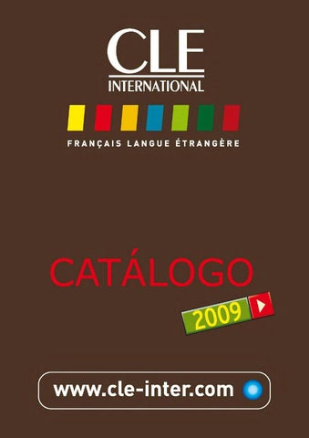 catalogue cle international en espagnol by cle international issuu rh issuu com