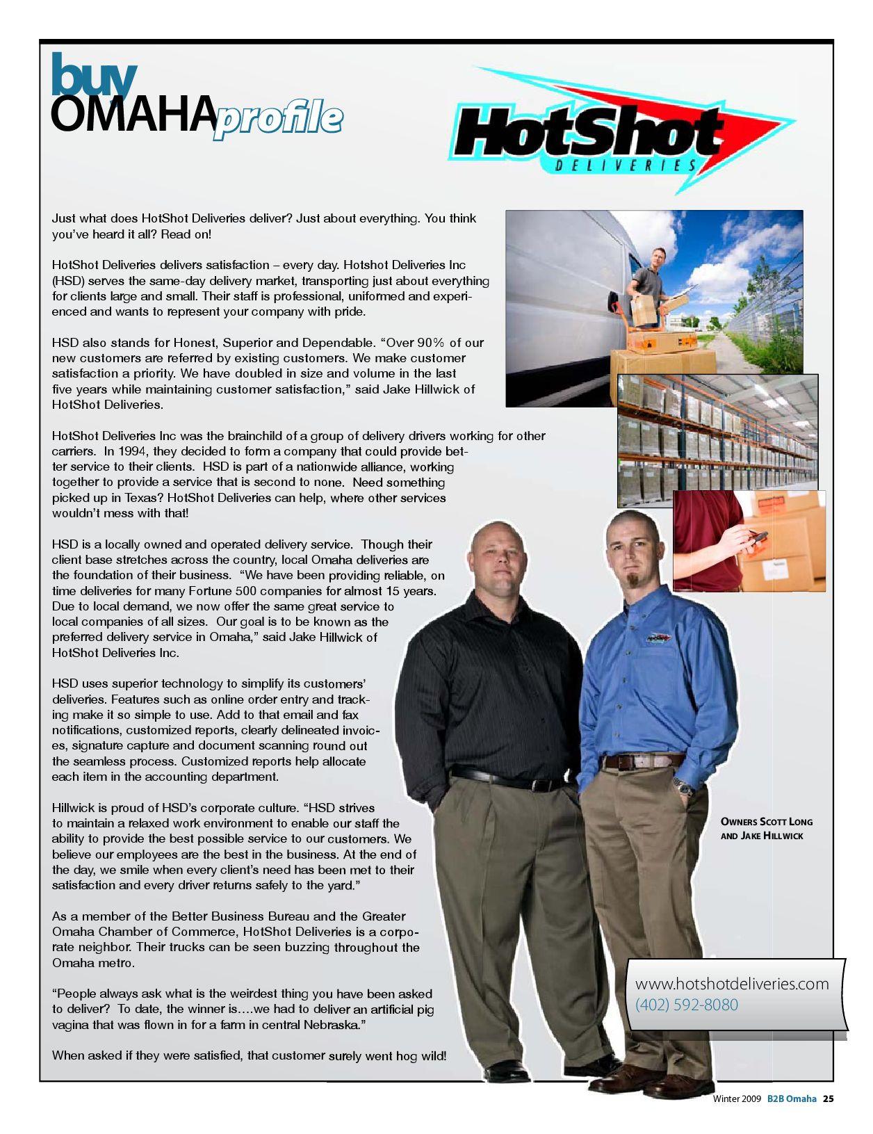 Jan/Feb/Mar 09 - B2B Omaha Magazine