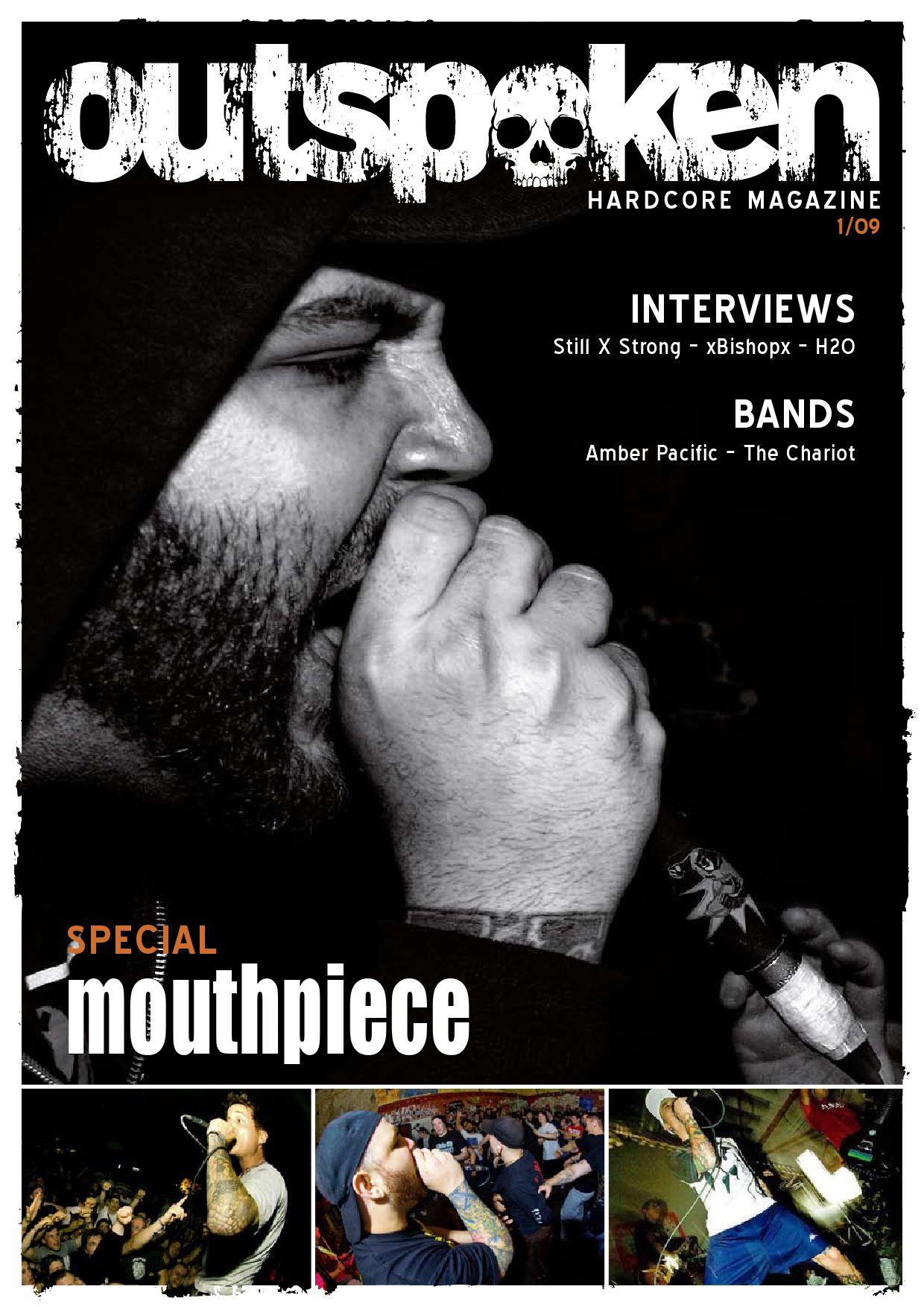 Outspoken Ausgabe 4 by Outspoken Magazine - issuu