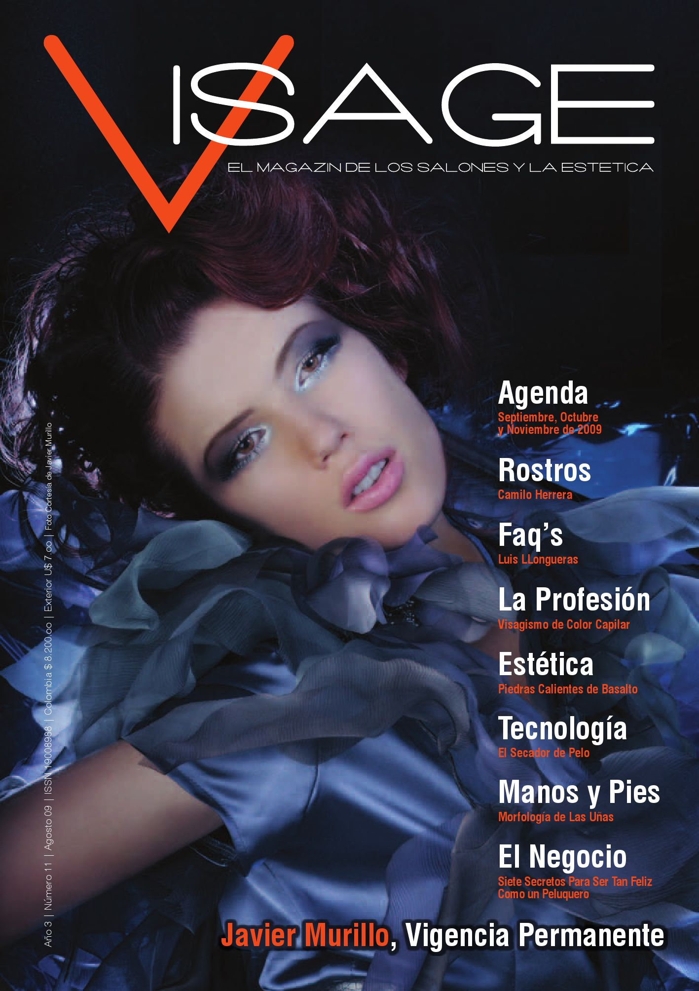 Revista Visage  11 by Publicaciones Visage Ltda. - issuu 30a06cfd2562
