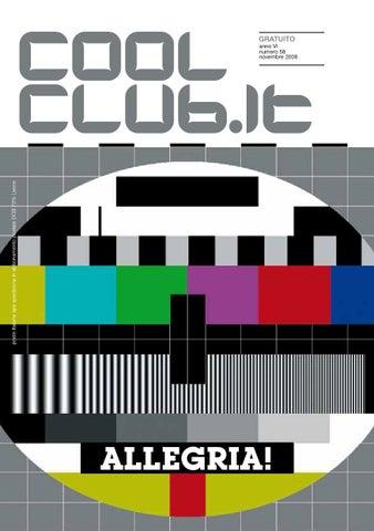 Coolclub.it n.59 (Novembre 2009) by Coolclub.it - issuu ac905ca5e7f