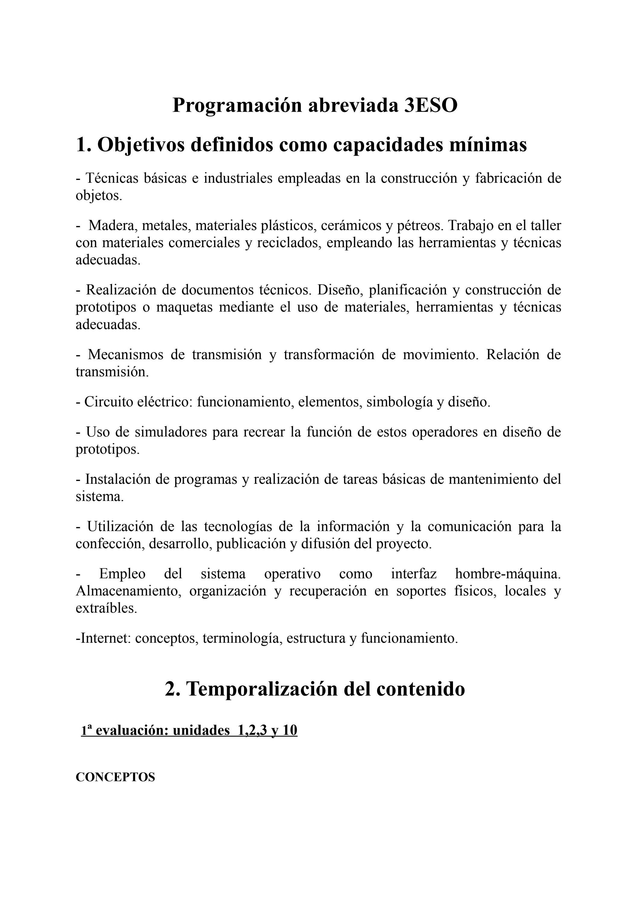 Programación abreviada by Martinez AMAIA - issuu