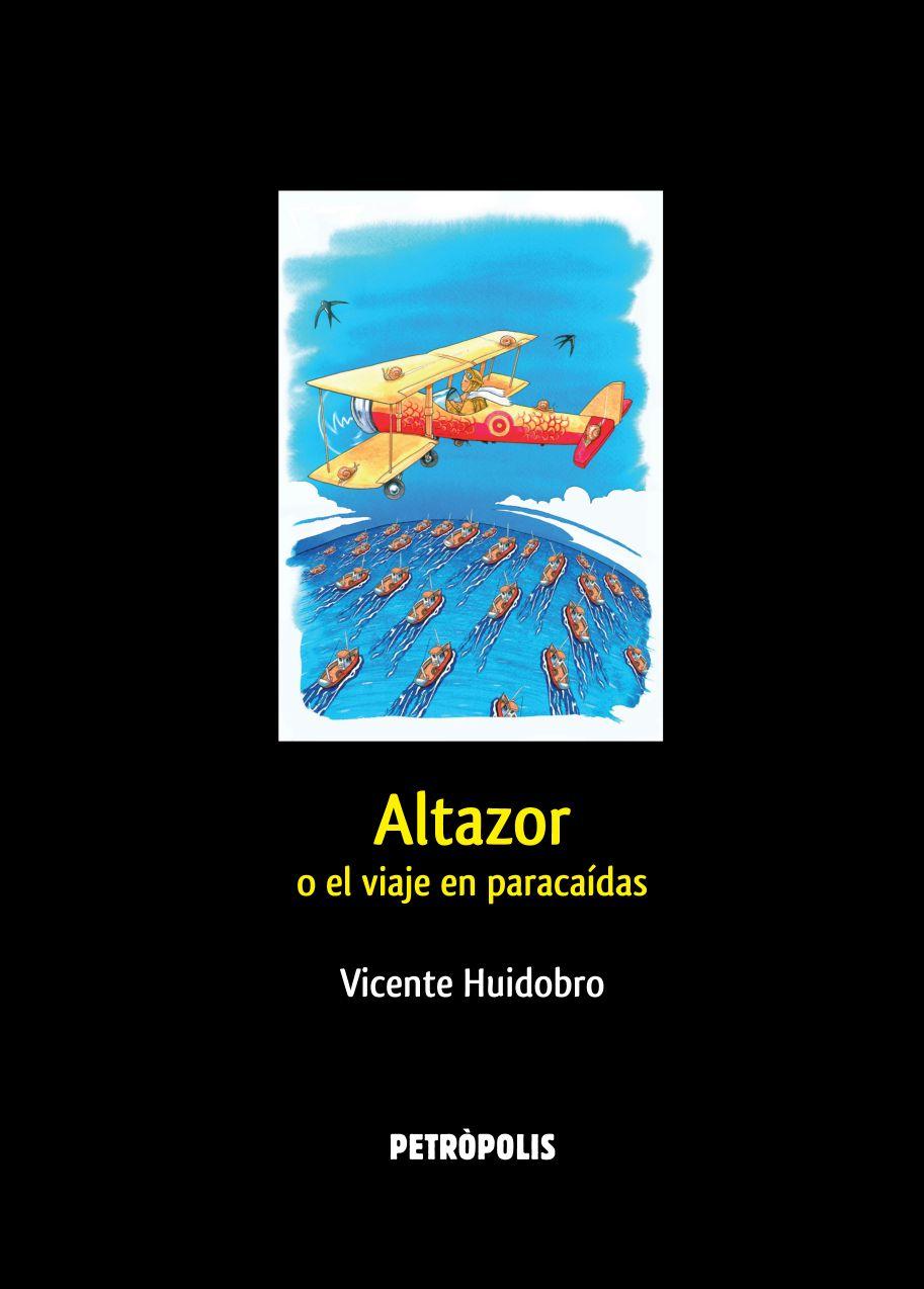 Altazor o el viaje en paracaídas by Jacme - issuu