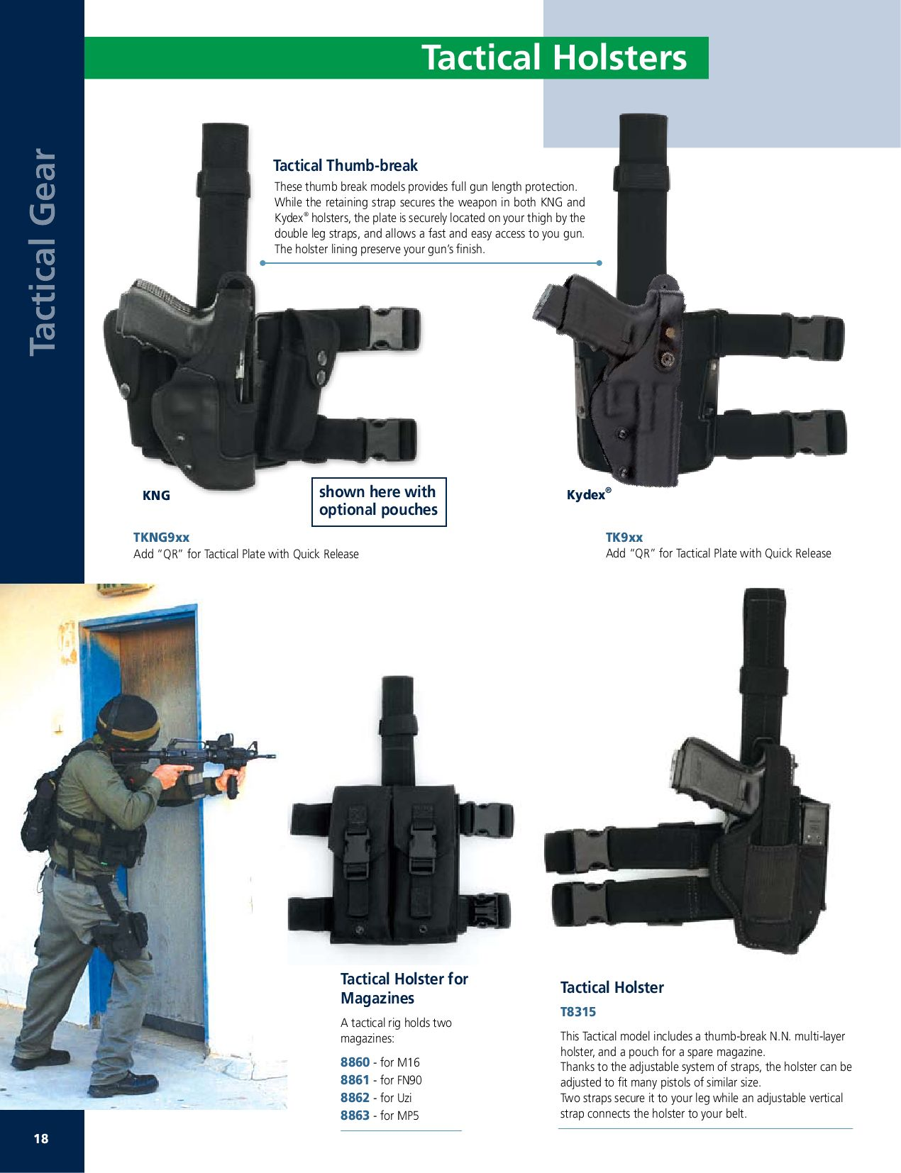 Front Line Holster Catalog by Tal s - issuu