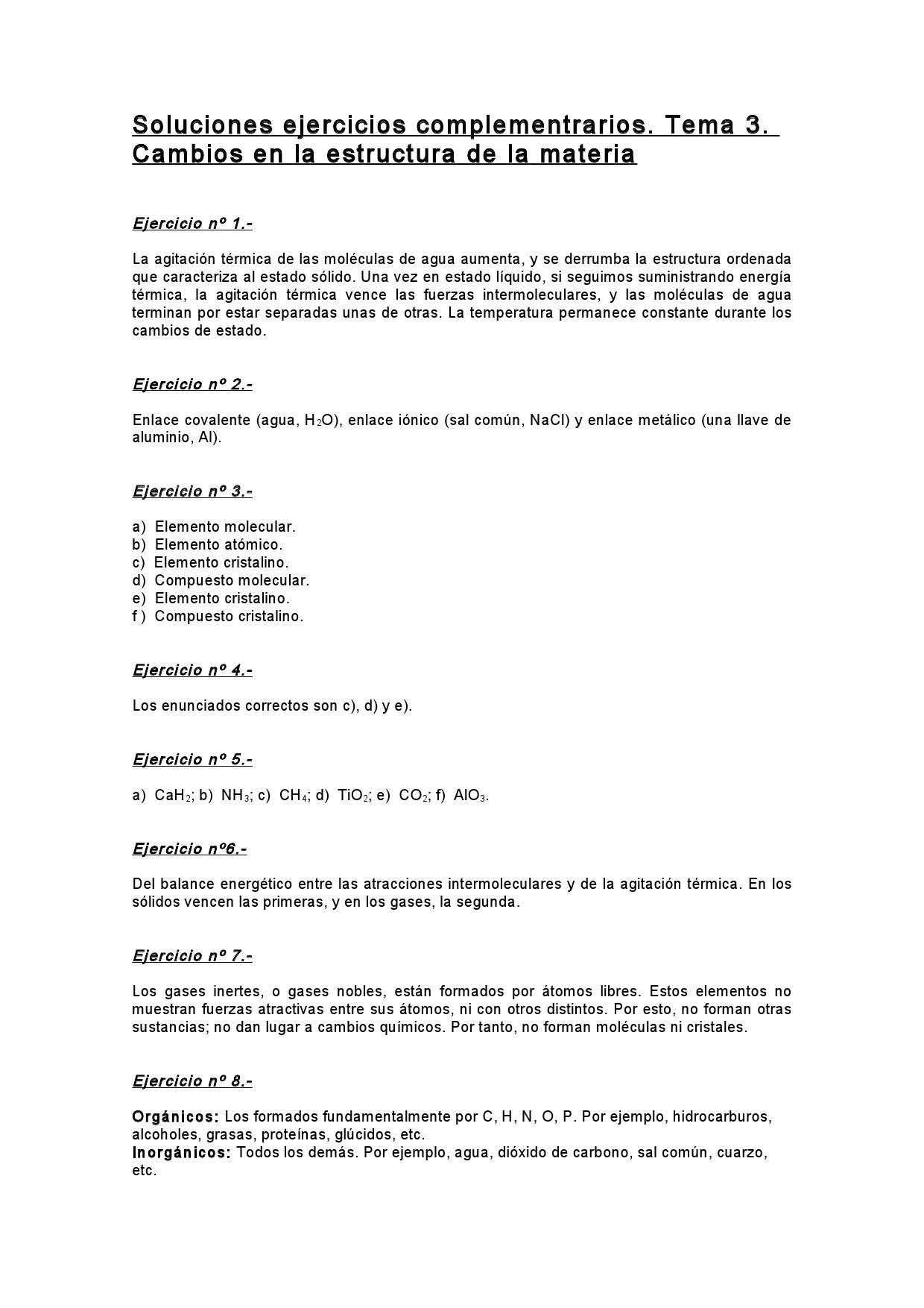 Soluciones Ejercicios By Martinez Amaia Issuu