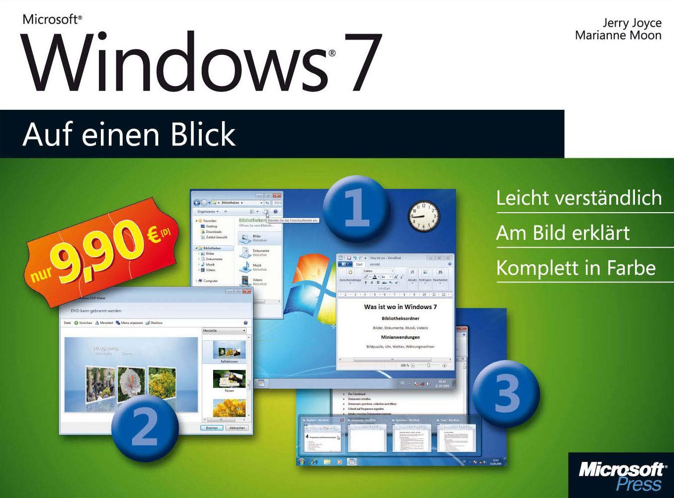 Windows 7 Auf Einen Blick By Rainer Neugebauer Issuu