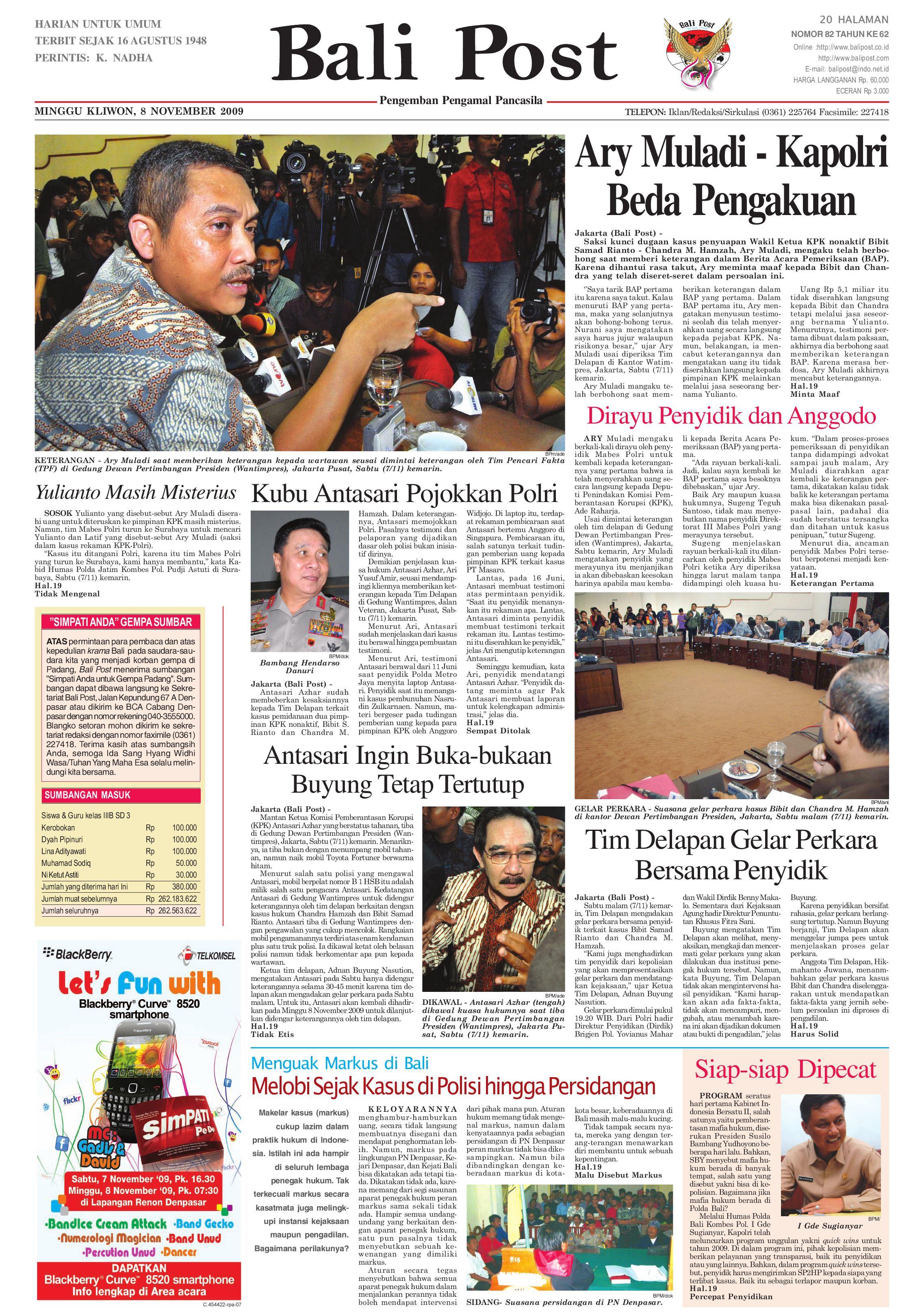 Edisi 08 November 2009  3d0dbff61b