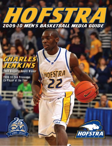 2009-10 Hofstra Men s Basketball Media Guide by Hofstra University ... ca7ded4c6