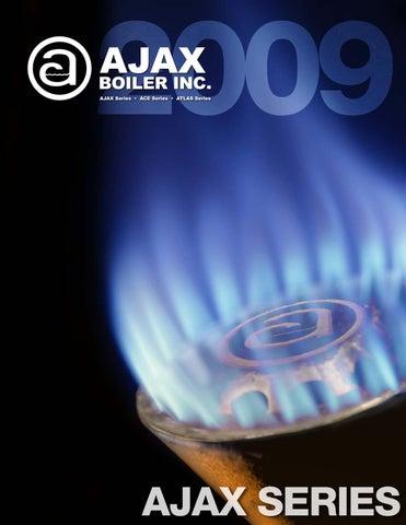 Ajax water boilers by ajax boiler inc issuu hot water boilers inclined water tube atmospheric publicscrutiny Images