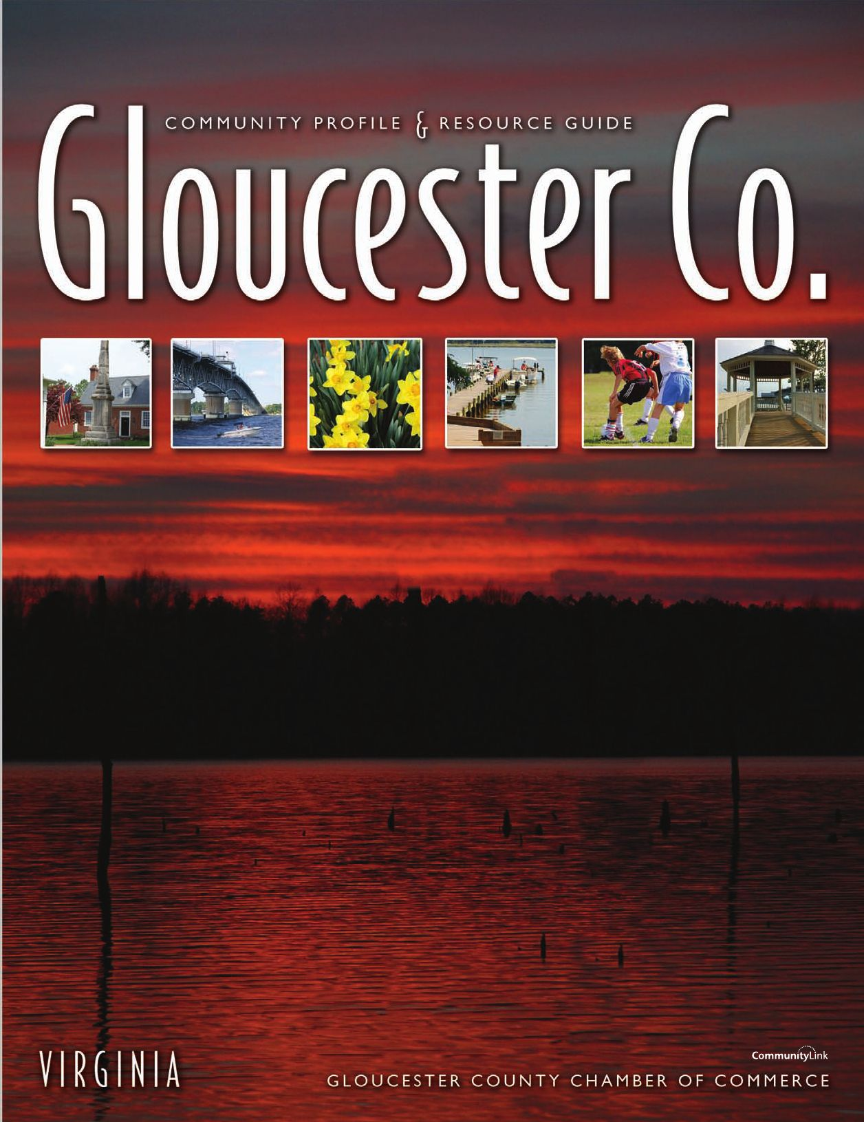 Gloucester VA 2008 munity Profile and Resource Guide by Tivoli