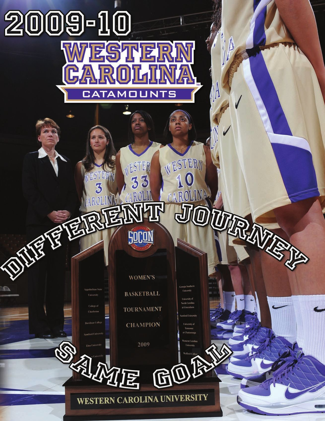 d7903e002969 2009-10 Western Carolina Women s Basketball Guide by Western Carolina  University Athletics - issuu