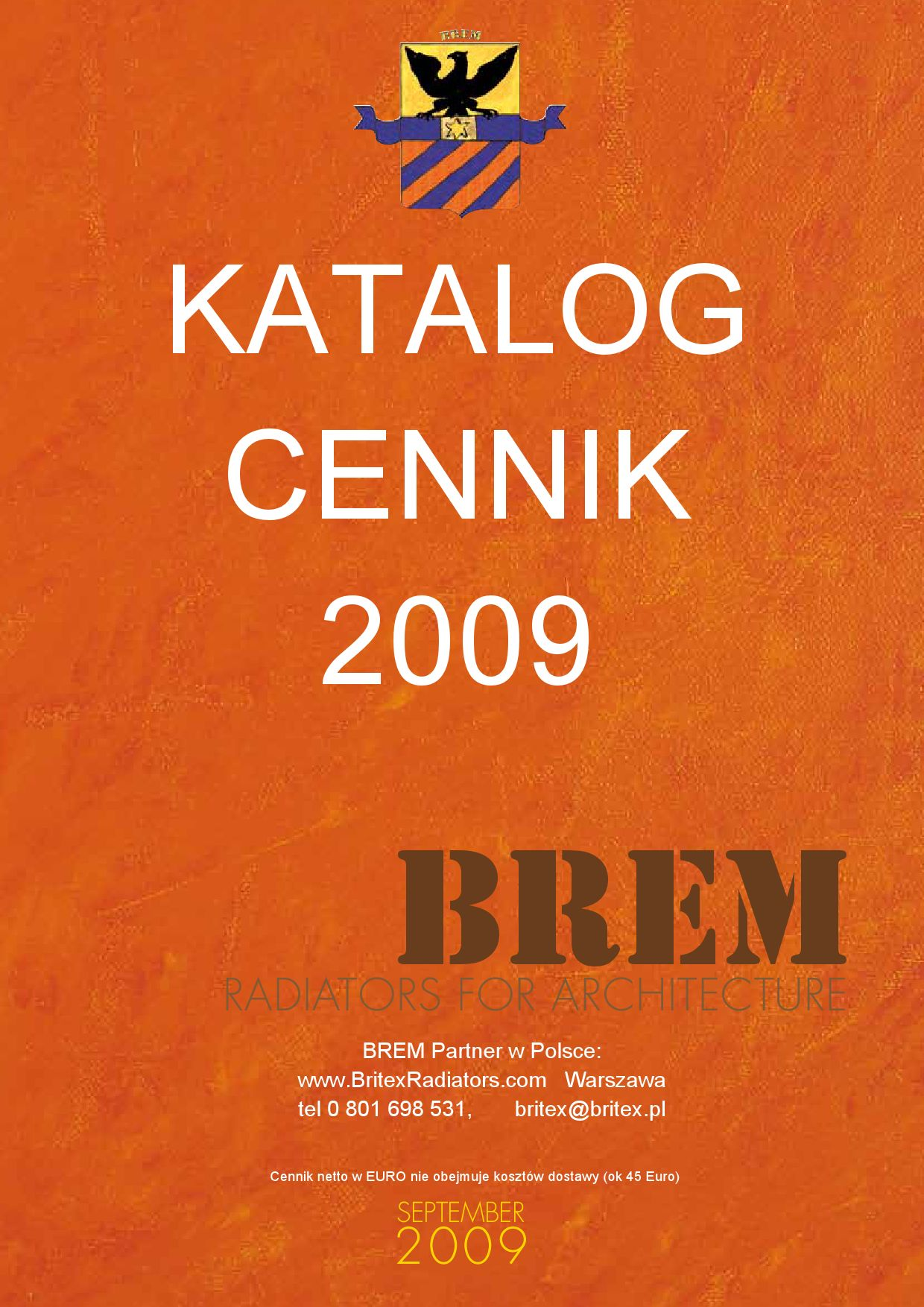 Confini dell anima page 230 - Brem Katalog I Cennik Catalogue Price List By Britex Bw Wlodzimierz Bielski Issuu