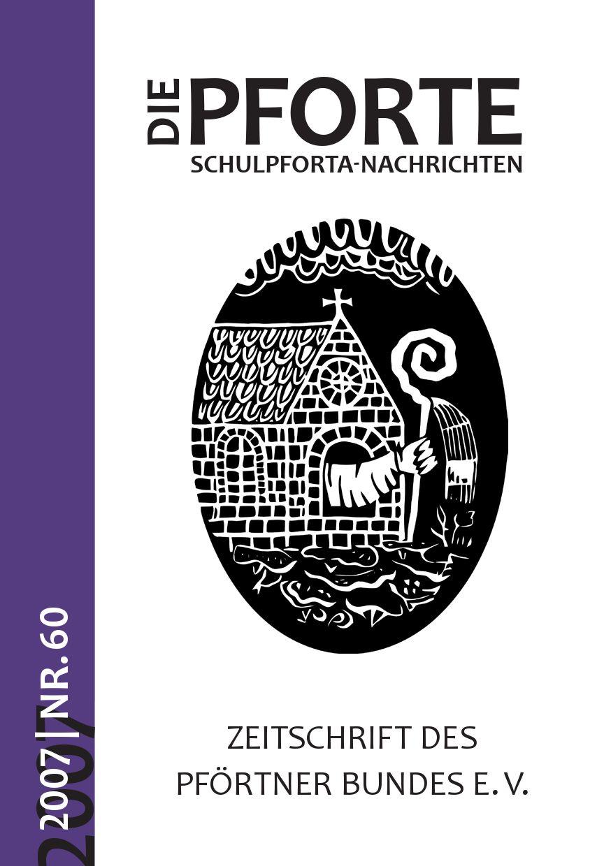 DIE PFORTE Nr. 60/2007 by David Ortmann - issuu