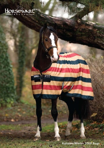 Horseware Rugs By Rarebreed Media Issuu