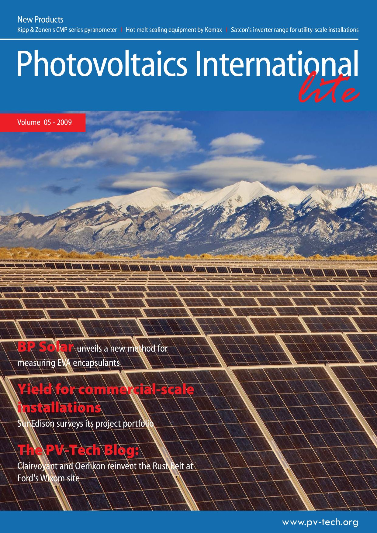 Pvi Lite Vol 05 2009 By Henley Media Group Issuu Questions About Solar Power Renewable Energy Photo Voltaic Roi Tco