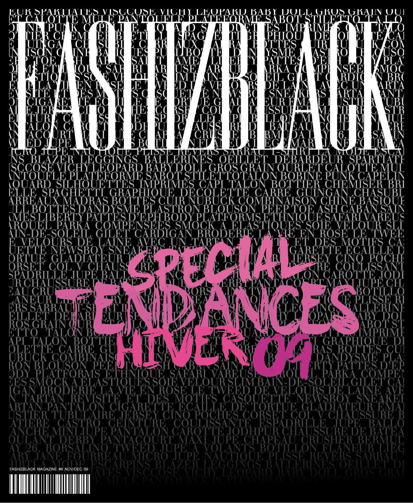 FASHIZBLACK MAGAZINE - NOV DEC 09 - SPECIAL TENDANCES DE L HIVER by  FASHIZBLACK - issuu bff1965a9ea4