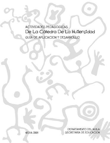 Huilensidad 4 by Departamento Huila - issuu