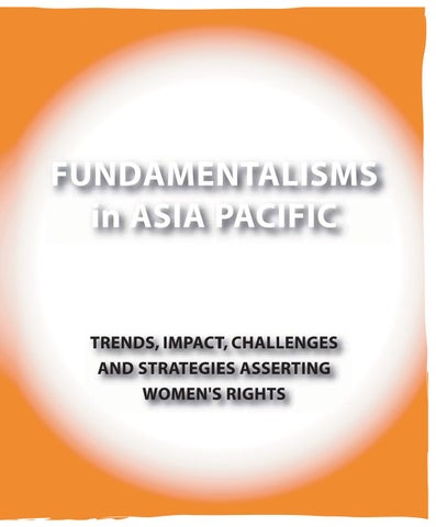 TRENDS, IMPACT, CHALLENGES AND STRATEGIES ASSERTING WOMENu0027S RIGHTS
