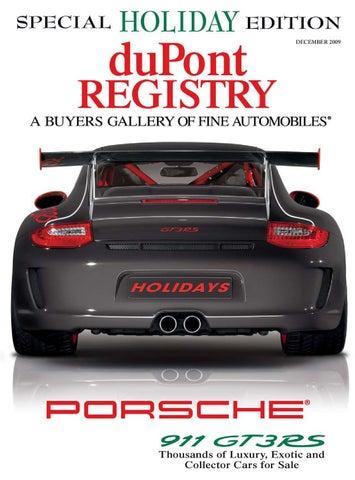 dupontregistry autos december 2009 by dupont registry issuu rh issuu com