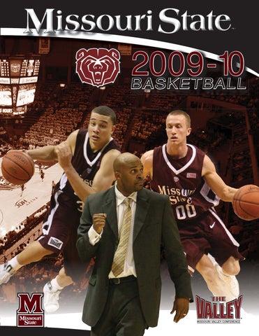 187c772a64b 2009-10 Missouri State Men s Basketball Guide by Missouri State ...