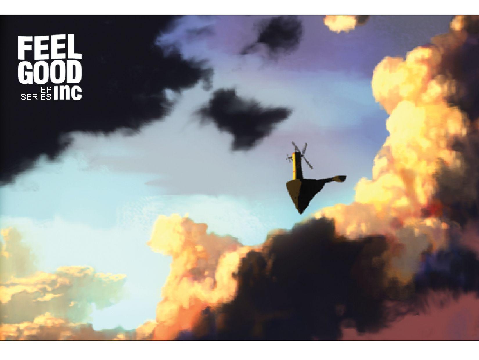 Digital Booklet Feel Good Inc By Sen Lin Issuu
